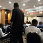Photos: Nigerian Doctors Storm Venue Of Recruitment By Saudi Arabia