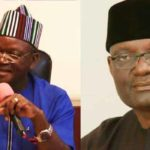 Benue Governorship Election: Governor Ortom Leads Jime of APC in 19 of 23 LGs