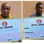 Again, EFCC Arraigns Three (3) Internet Fraudsters In Ibadan [PHOTOS]