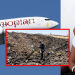 Ethiopian Airlines: Photos From Accident Scene, 157 Confirmed Dead In Plane Crash