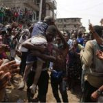 Eight Dead, 37 Rescued in Collapse Building in Lagos