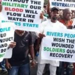How can 6 Division of the Nigerian Army HIRE Protest Consultants?