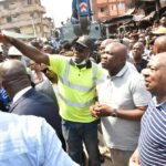 Lagos School Building Collapse; Governor Ambode Orders Full Scale Investigation (photos)