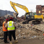 Lagos Collapsed Building: See Pictures From The Scene
