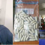 Nigerian Lady Arrested In Kenya With Drugs En-Route Italy (photos)
