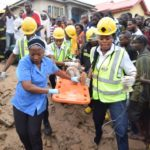 Lagos Collapsed Building: LASEMA Gives Update On Rescue Of Trapped Victims