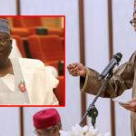 Ahmad Lawan Wins Buhari, APC Chiefs Endorsement For Senate President