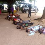 Villagers Massacred By Bandits In Fresh Kaduna Attack (graphic photos)
