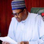 Breaking: Buhari Finally Signs N30,000 Minimum Wage Into Law