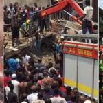 Chilling Call Conversation Between A Man And His Sister Who Was Trapped Inside Collapsed Lagos Building (photos)