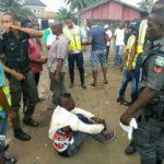 Drug Dealer Apprehended By Security Agents In Akwa Ibom