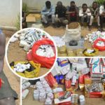 Drugs Popularly Known As 'Suck And Die', Many Others Recovered From Dealers In Kano (PHOTOS)