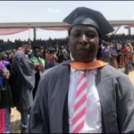 How I Combined Marriage And Academics'; Man With 2 Wives And 7 Children Emerges Best Graduating Student