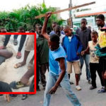 Mob Pounce On Man Who Stole Maggi And Salt In Bayelsa (Photos)