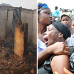 Pregnant Woman And Her Two Kids Burnt To Death In Anambra; No Traces To Recognize Their Ashes