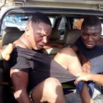 Thieves Caught After Wearing Designer Clothes They Stole In Abia