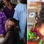 Tiwa Savage Visits Victims Of Lagos Building Collapse In Hospital