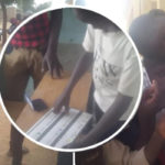Underage Voters Exposed In Nasarawa State As They Proudly Flaunt Voters Card (Photos)