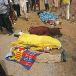 5 Members Of a Nigerian Royal Family Killed In Road Accident (Photos)