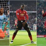 Pogba Surprisingly Makes PFA Team Of The Year (Full List)