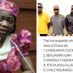 5 UAE Robbers Disgraced Nigeria – FG