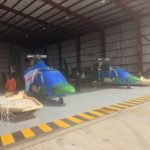 Nigerian Air Force Takes Delivery Of Two Attack Helicopters. (Photos)