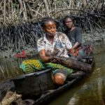 Teenage Beauty Queen Takes Her Photo-shoot In Oil Polluted Niger Delta Creeks (photos)
