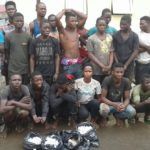 26 Members Of Dreaded Awawa Cult Gang Arrested In Lagos. (Photos)