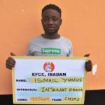 Suspected Yahoo Boy Remanded In Prison Over Woman's Nude Pictures