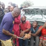 Suspected Kidnappers And Drug Dealers Nabbed During Raid In Delta. (Photos)
