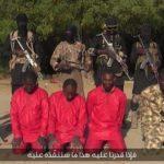 Boko Haram Release Video Of Them Executing 5 Nigerian Soldiers In Borno State (photos)