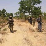 Security Men In Action After Arriving Zamfara Over Increased Killings. (Photos)