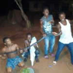 "Young Man ""Excited"" As Snake Invades His House At Midnight In Enugu. (Photos)"