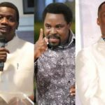 27-Yr-Old Man In Trouble After He Defrauds Victims While Posing As Adeboye, Olukoya & T.B. Joshua