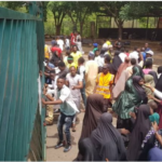 Pandemonium As Shiite Muslims Invade National Assembly In Abuja. (Photos)