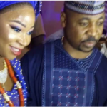 MC Oluomo Buys New Car For His Married Daughter For Making Him Proud (Photos)