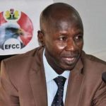 Fraudsters Working In Banks, Aiding Corrupt Politicians – EFCC Chairman, Ibrahim Magu