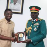 Shaibu Advocates More Budgetary Allocation For Military, Assures Of Edo's Support For Late Gen. David Ejoor's Funeral