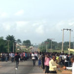 More Pictures From OSUTECH Students Protest Over Increase In School Fees