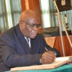 Suspended Chief Judge, Walter Onoghen Officially Resigns As Chief Justice Of Nigeria