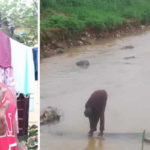 Yahoo Boy Use Friend For Rituals At Abeokuta River After Getting Him Drunk At A Birthday Party (Photos)