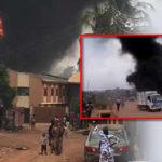 BREAKING: Fire Outbreak Destroys Multi-Million Properties In Ibadan, Residents Laments Delayed Fire Service (photos)