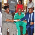 Christian Chukwu Receive N18m Promised By Otedola; Bags Life Ambassador From NFF, Son Gets Employment (photos)