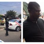 Dismissed Police Officer Nabbed For Gun-Running After Arrest Of Robbers