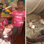 Lagos State Government Takes Custody Of Mother Of Malnourished Twins In Viral Video