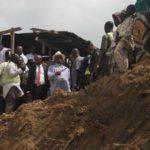 Landslide Destroys Properties In Odi Community, Bayelsa State