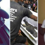 Kolade Johnson, Young Man Killed By SARS Buried In Lagos Amidst Tears (PHOTOS)