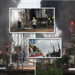 PHCN's Apo Transmission Station Catches Fire, 45MVA Transformer Burnt Down In Abuja