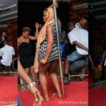 Reactions As Slay Queen Is Spotted Wearing Hijab In A Nightclub (Photos)