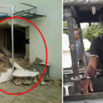 Photos Of Ondo Bank Robbery; Police Inspector, Many Others Including Bankers Reportedly Killed